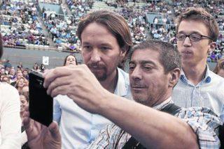 Iñigo Errejón, número 2 de Podemos, borra ahora un tuit en el que insultaba a la Policía
