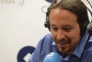 Pablo Iglesias criminaliza el debate mientras las hordas de Colau asaltan las sedes de los partidos