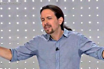 La metida de pata de Pablo Iglesias que pasó desapercibida en el debate