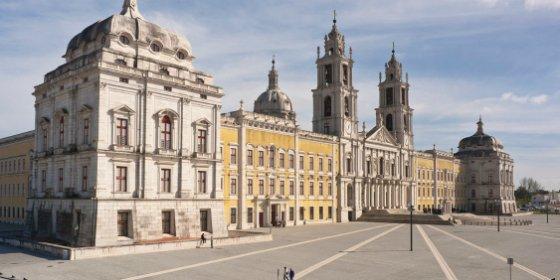 Esta Navidad, visita el Palacio Nacional de Mafra (Lisboa)