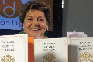 """Paloma Gómez Borrero: """"Monseñor Vallejo cedió por chantaje de la Chaouqui"""""""