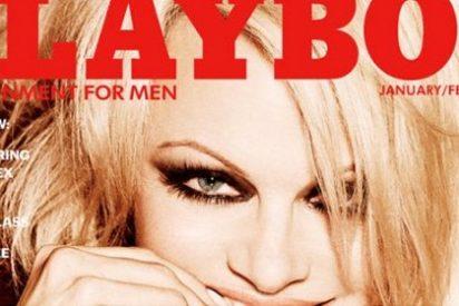 Pamela Anderson protagonizará el último número con desnudos de 'Playboy'