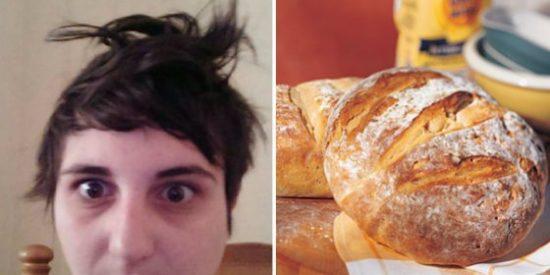 La bloguera feminista que hace pan... ¡con levadura de su 'picante' vagina!