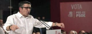 "Patxi López acusa a Pablo Iglesias de ""hacer loas"" a ETA desde una herriko taberna"
