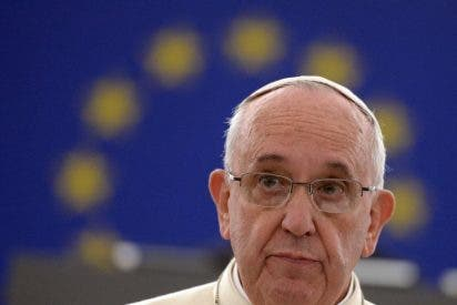 Francisco, premio Carlomagno 2016 por su contribución al proyecto de unidad europeo