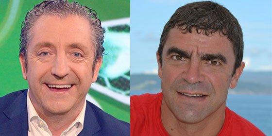 """Pedrerol le arrea a Sanchís: """"Su tuit es un mensajito a Florentino de 'vete para casa que ya me pongo yo'"""""""
