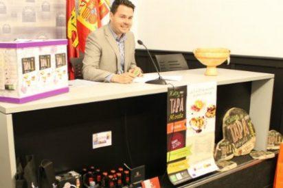 Los participantes en la Ruta de la Tapa eligen como ganador al restaurante A de Arco de Mérida