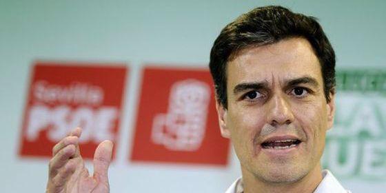 """""""Cómo fundir a Pedro Sánchez cinco minutos antes de empezar a negociar"""""""