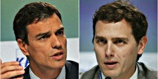 Mordida a dos carrillos de Ciudadanos al PSOE: desde las elecciones catalanas se duplican las 'fugas' de votos