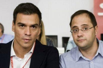 Sánchez inicia su viaje al lado oscuro podemita con amenazas y gritos a los barones socialistas