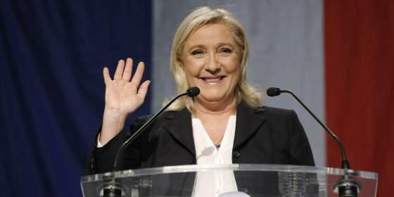¡Soplamocos de Marine Le Pen! Triunfo histórico de la extrema derecha en Francia