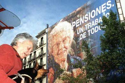 El gasto en pensiones sube casi un 2,9% en diciembre
