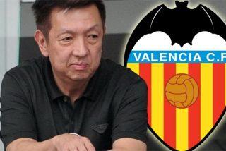 Peter Lim asusta a la afición del Valencia con sus últimos pensamientos