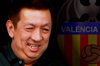 Peter Lim estudia su salida del Valencia
