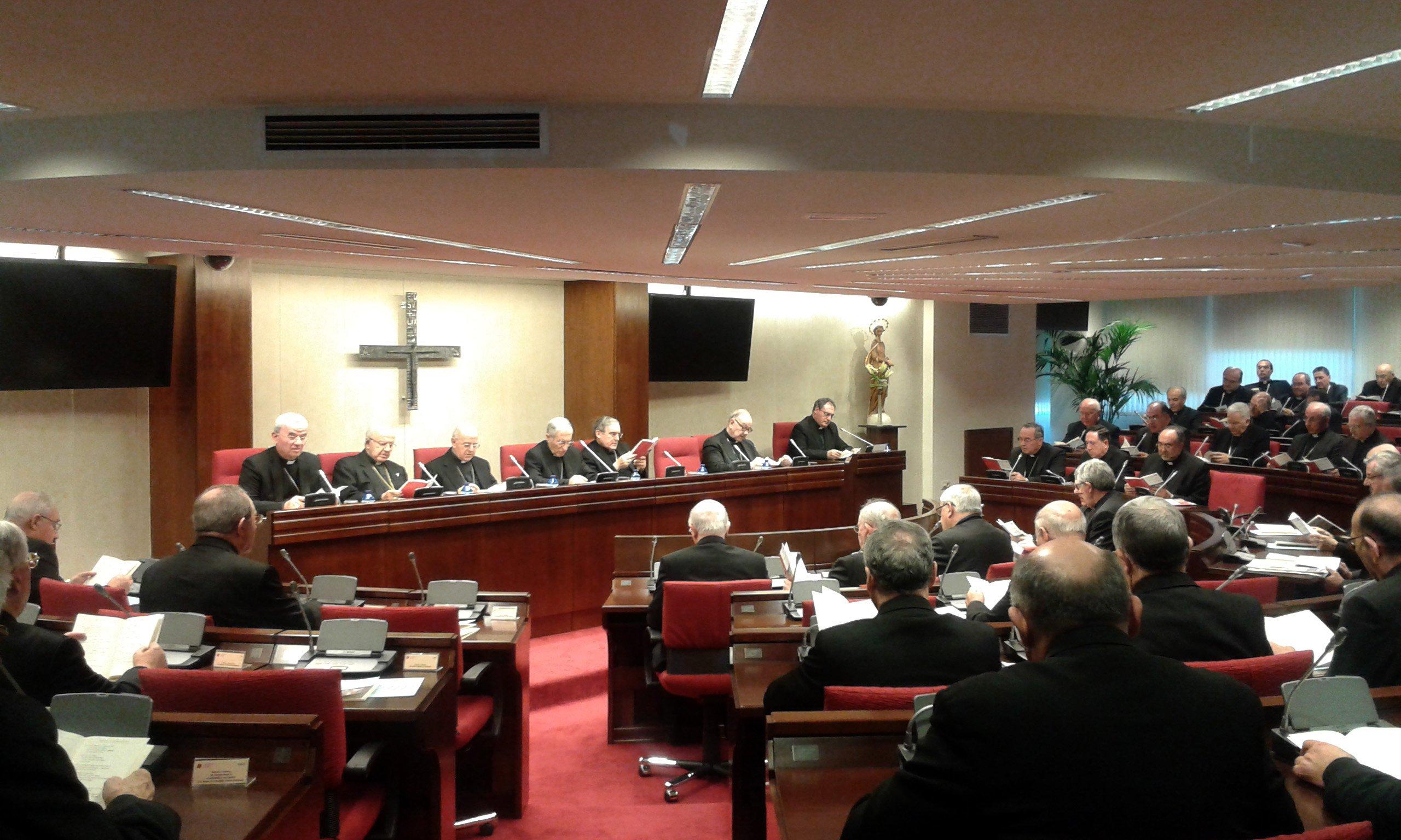 """Algunos obispos confían en un """"pacto de Estado"""" de PP y PSOE para asegurar la gobernabilidad"""