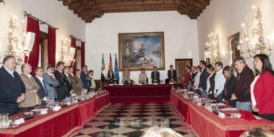 """Cordero califica los presupuestos de la Diputación aprobados en pleno como """"los presupuestos de las personas"""""""