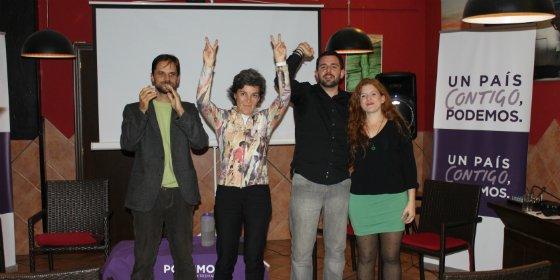 """Amparo Botejara de Podemos Extremadura: """"El futuro es nuestro"""""""