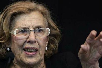 La hucha de la abuelita Carmena: 430.000 € en acciones, 40.000 en el banco y dos casas