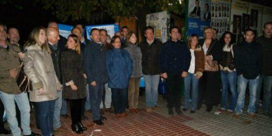 El PP cacereño arranca la campaña electoral solicitando el voto a los españoles