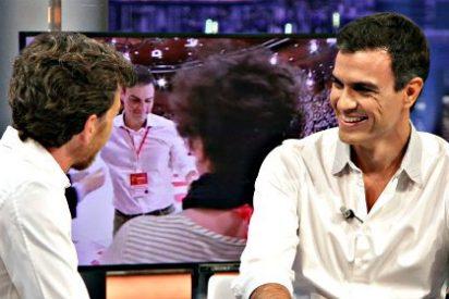 Pedro Sánchez dice que ganó el debate porque era el más alto de los cuatro