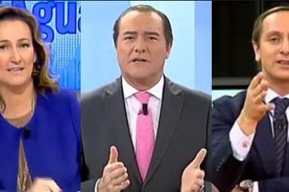 13tv, la única cadena generalista que pinchó el debate a tres de 'El País', se dispara al 4%