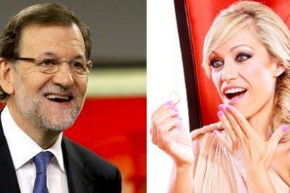 El presidente confiesa que ve el programa de Luján Argüelles 'Quién quiere casarse con mi hijo'