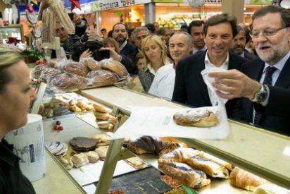 """Rajoy: """"Ahora que las cosas van mejor surgen partidos con recetas para todo"""""""