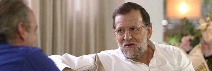 """Rajoy, a Bertín: """"¿Estás dispuesto a representar a España en Eurovisión?"""""""