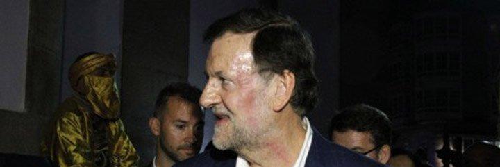 """Ignacio Camacho: """"A Mariano Rajoy lo han agredido dos veces en 48 horas: una de palabra y otra de obra"""""""