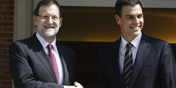Cara a cara Rajoy y Sánchez, sus looks a debate