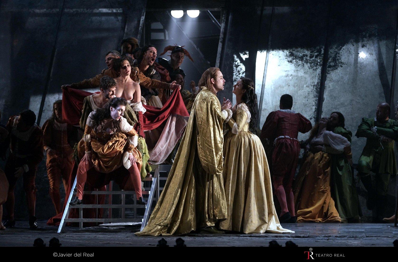 Rigoletto, éxito asegurado en el Teatro Real