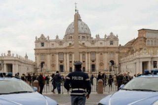 Roma se blinda de cara al Jubileo de la Misericordia