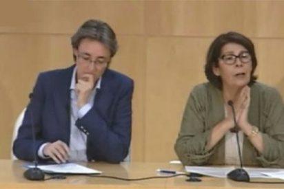 El lamentable lío que se hace Inés Sabanés explicando la contaminación sobre Madrid