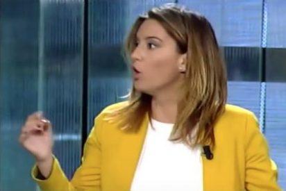 El lío de la candidata de Ciudadanos en Sevilla por no saber desenredar la madeja