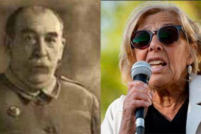 El nieto del general Saliquet revienta a Carmena por sus ocurrencias callejeras