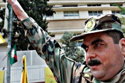 Isarael pulveriza a bombazos a uno d elos jefes de Hezbolá escondido en Damasco