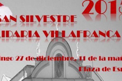 La San Silvestre vuelve un año más a las calles de Villafranca de la mano del Capex