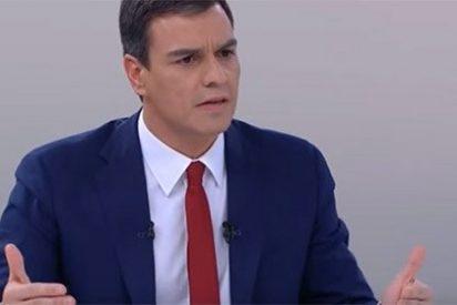 """Antonio Burgos ve un líder socialista extremedamente 'salvamizado': """"Quien le preparó el debate a Sánchez fue Belén Esteban"""""""