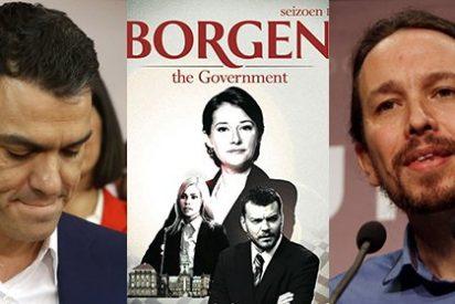 El Borgen español: Podemos ve en Sánchez el monigote que les permitirá tomar el cielo por asalto