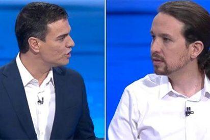 """David Gistau sacude a Pedro Sánchez: """"Que te tutee el bolchevique es como aspirar a ganar la Liga y acabar peleando por salvarse"""""""