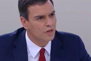 """Carlos Herrera le clava el rejón al exaltado Pedro Sánchez: """"En un debate, parecer tabernario no es un acierto"""""""