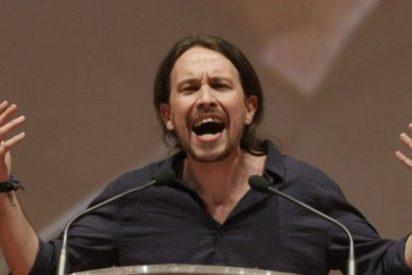 El vídeo de Pablo Iglesias 'desnudo' que el PP ha puesto a echar humo en WhatsApp