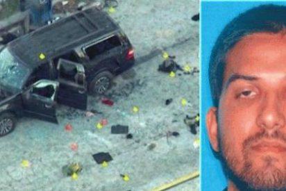 El lúgubre hogar del matrimonio terrorista que asesinó a 14 personas en California