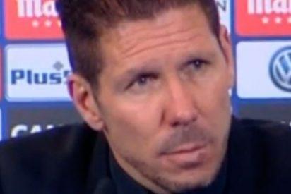 """Cholo Simeone: """"Imagino un partido intenso contra el Athletic de Bilbao, con pocos espacios"""""""