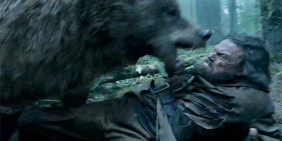 La verdad de la escena donde Leonardo DiCaprio es 'violado por un oso'