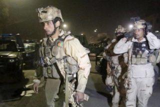 Un policía español muere en un ataque junto a la embajada española en Kabul