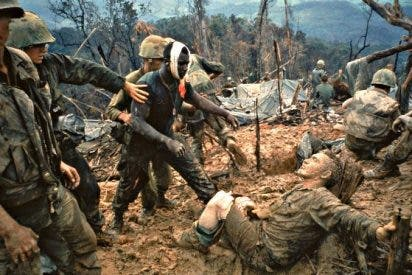 REPORTERO DE GUERRA: La canción del soldado (LXXII)