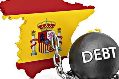 España ha dedicado en cuatro años el 12% del PIB al pago de intereses de la deuda