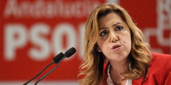 """Así anda el patio en el PSOE: """"Susana no deja de jodernos, es una víbora"""""""
