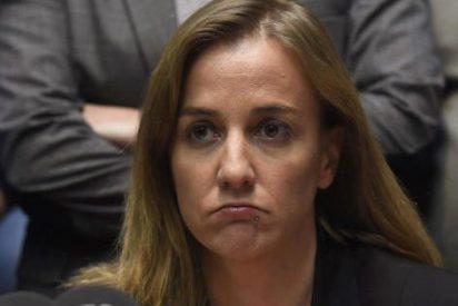 """Tania Sánchez, resentida con los periodistas: """"Me han hecho polvo"""""""